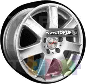 Колесные диски Forsage P1034. Изображение модели #1