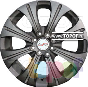 Колесные диски Forsage P1049. Изображение модели #1