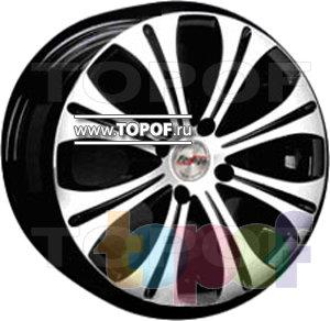 Колесные диски Forsage P1049. Изображение модели #2