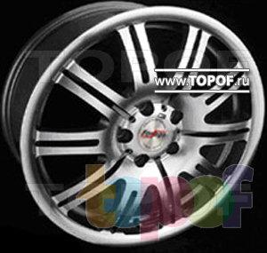 Колесные диски Forsage P1067. Изображение модели #1