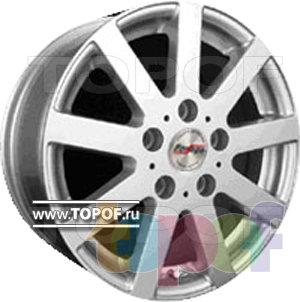 Колесные диски Forsage P1088. Изображение модели #1