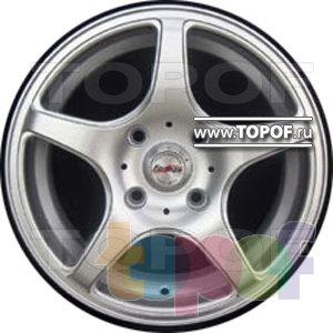 Колесные диски Forsage P1100. Изображение модели #1