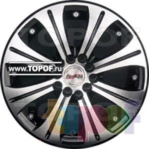 Колесные диски Forsage P1107