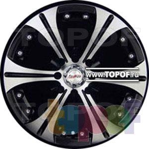 Колесные диски Forsage P1113. Изображение модели #1
