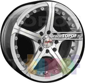 Колесные диски Forsage P1120. Изображение модели #2