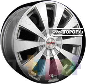 Колесные диски Forsage P1150. Изображение модели #1