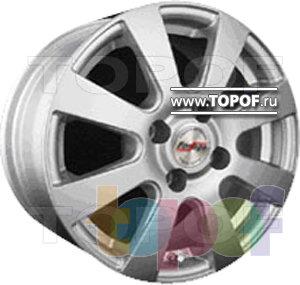 Колесные диски Forsage P1152. Изображение модели #1