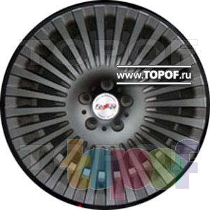 Колесные диски Forsage P1156. Изображение модели #2