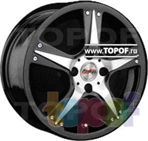 Колесные диски Forsage P1176. Изображение модели #1