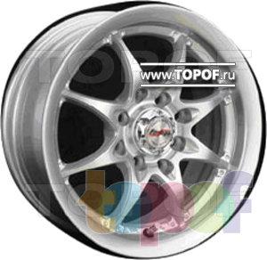 Колесные диски Forsage P1201. Изображение модели #1