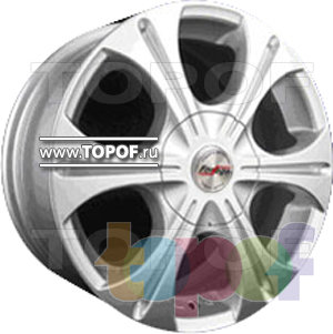 Колесные диски Forsage P1232. Изображение модели #1
