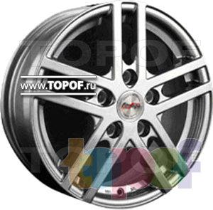 Колесные диски Forsage P1241. Изображение модели #1