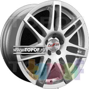 Колесные диски Forsage P1284. Изображение модели #1