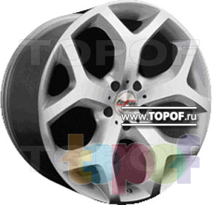 Колесные диски Forsage P1286. Изображение модели #1