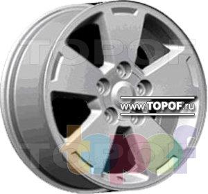 Колесные диски Forsage P1305. Изображение модели #1