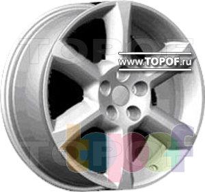 Колесные диски Forsage P1307. Изображение модели #1