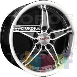 Колесные диски Forsage P1311. Изображение модели #1