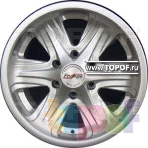 Колесные диски Forsage P8002