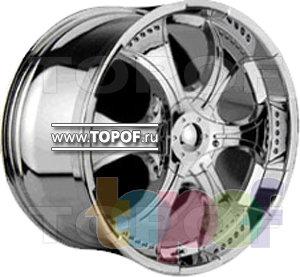 Колесные диски Forsage P8014. Изображение модели #1