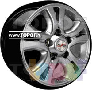 Колесные диски Forsage P8030. Изображение модели #1
