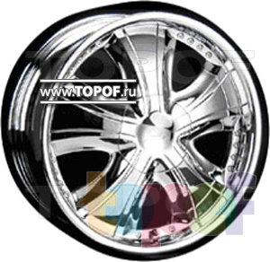 Колесные диски Forsage P8036. Изображение модели #1