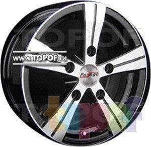 Колесные диски Forsage P8084. Изображение модели #1