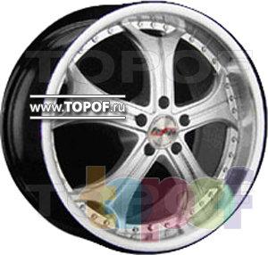 Колесные диски Forsage P8106. Изображение модели #1