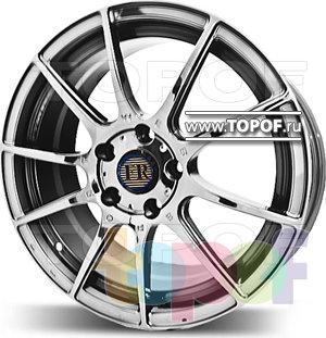 Колесные диски FR Design 385. Изображение модели #1