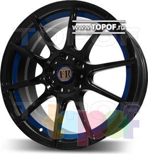 Колесные диски FR Design 385. Изображение модели #2