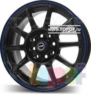 Колесные диски FR Design 422. Изображение модели #1