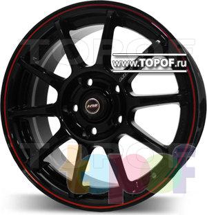Колесные диски FR Design 422. Изображение модели #2