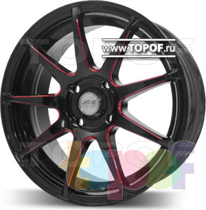 Колесные диски FR Design 580. Изображение модели #2