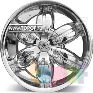 Колесные диски FR Design 624. Изображение модели #1