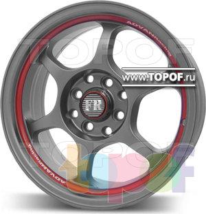 Колесные диски FR Design 651