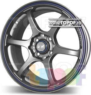 Колесные диски FR Design 659. Изображение модели #1