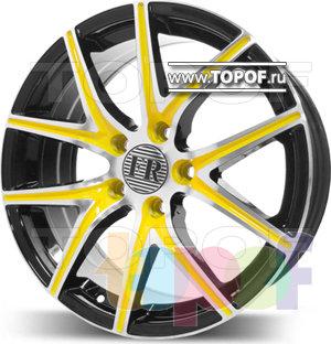 Колесные диски FR Design 691. Изображение модели #1