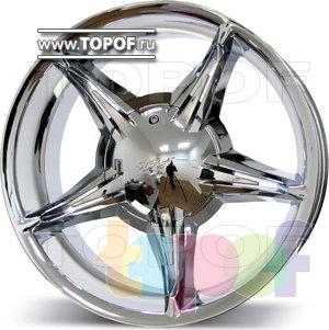 Колесные диски FR Design 698. Изображение модели #1