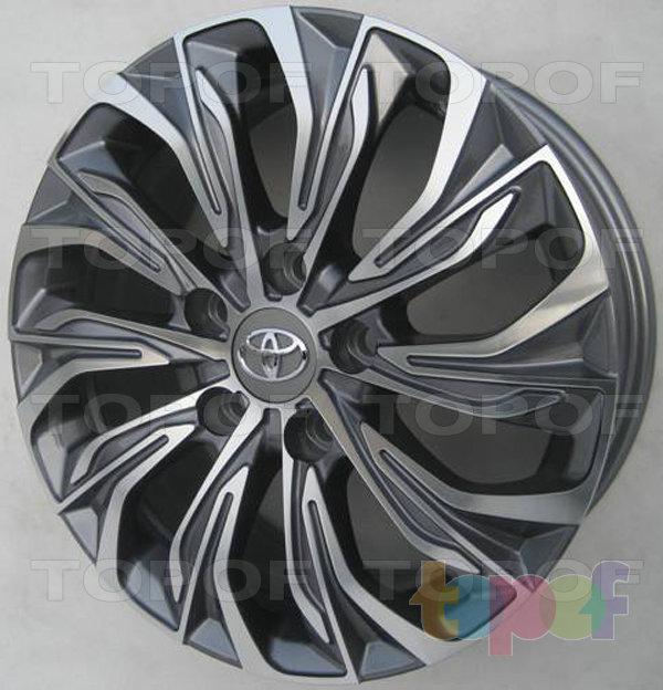 Колесные диски FR Design 752. Изображение модели #1