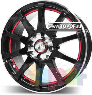 Колесные диски FR Design 826. Изображение модели #2