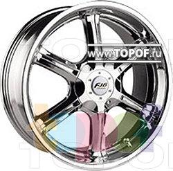 Колесные диски Futek 320. Изображение модели #1