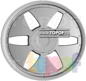 Колесные диски Futek 716. Изображение модели #1