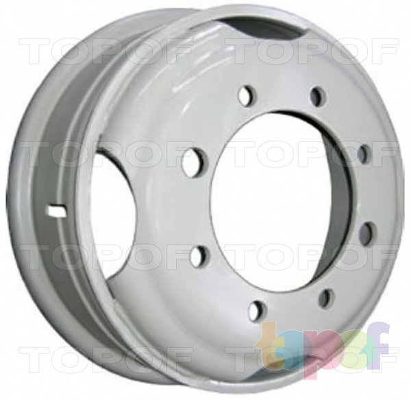 Колесные диски ГАЗ 32053 ПАЗ. Изображение модели #1