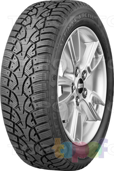 Шины General Tire Altimax Arctic. Изображение модели #1