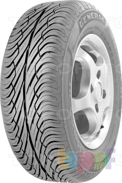 Шины General Tire Altimax RT. Изображение модели #1