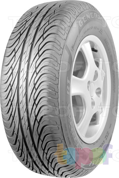 Шины General Tire Altimax RT. Изображение модели #2