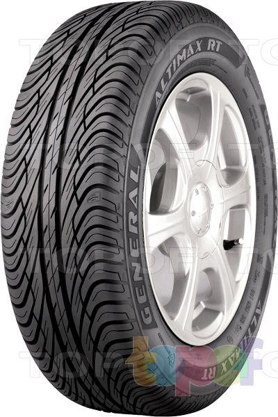 Шины General Tire Altimax RT. Изображение модели #3