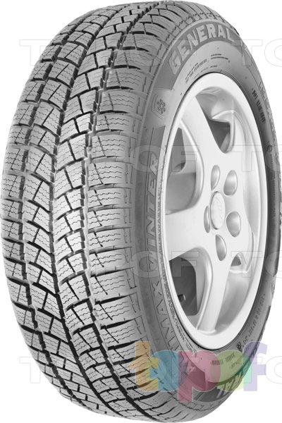 Шины General Tire Altimax Winter. Изображение модели #1
