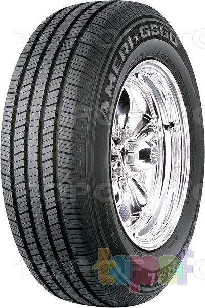 Шины General Tire Ameri GS60. Изображение модели #1