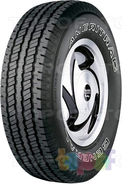 Шины General Tire AmeriTrac