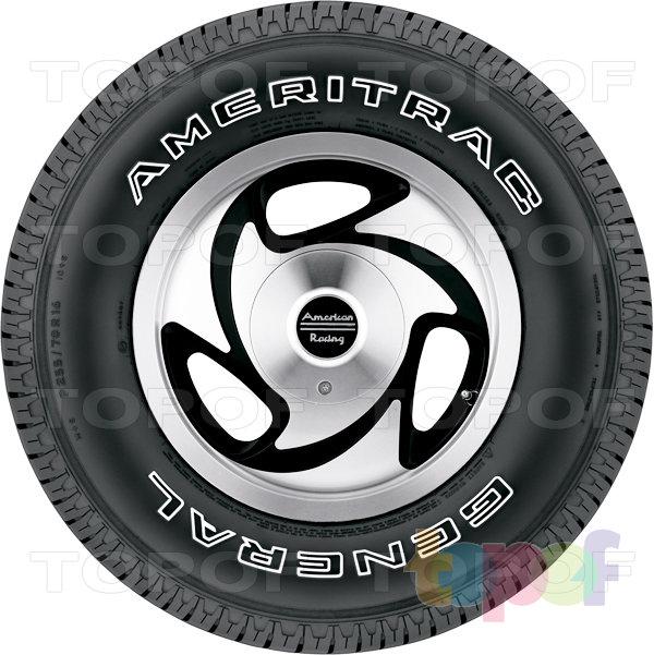 Шины General Tire AmeriTrac. Изображение модели #3